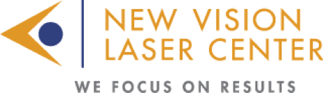 New Vision Laser Center - We Focus on Results Logo
